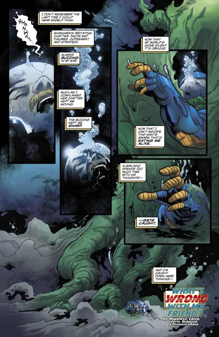 'X-O Manowar' #5 review