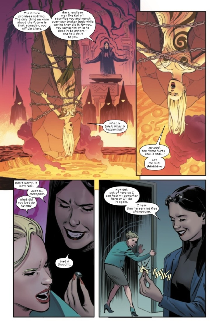 Marvel Preview: X-Corp #4