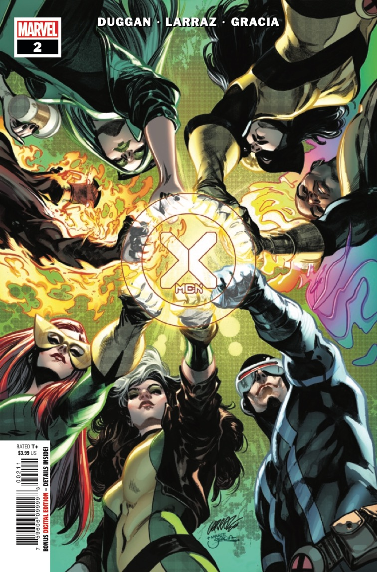 'X-Men' #2 is all about mutants working together