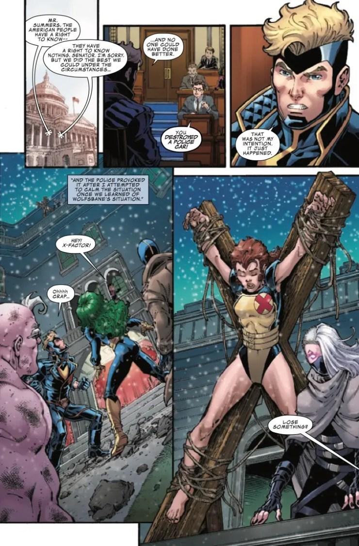 Marvel Preview: X-Men Legends #6