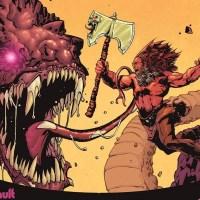Vault Comics reveals big plans for fantasy series 'Barbaric' in 2022
