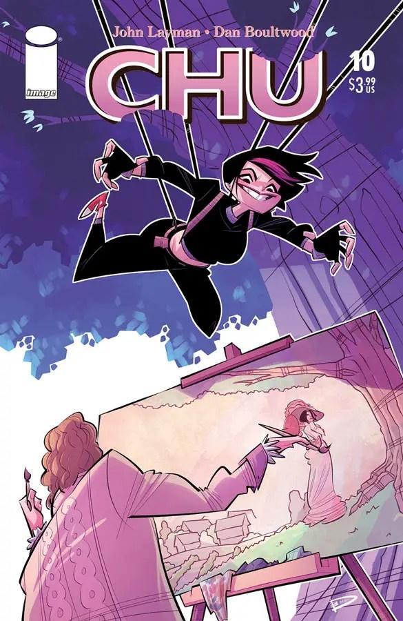 2021 November Image Comics Solicitations