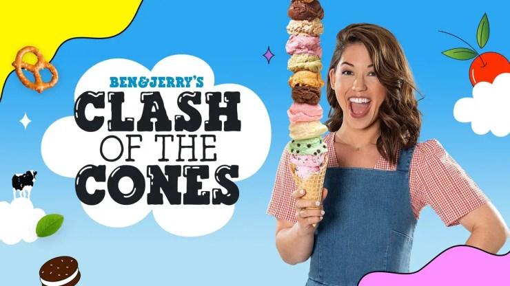 tv picks clash of the cones
