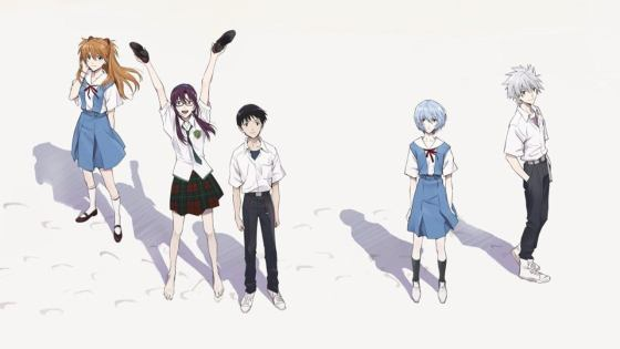'Evangelion: 3.0+1.0 Thrice Upon a Time' review