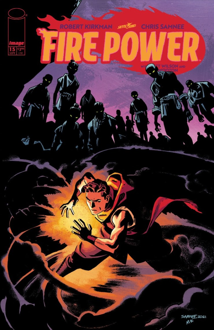 Image Comics First Look: Fire Power #15