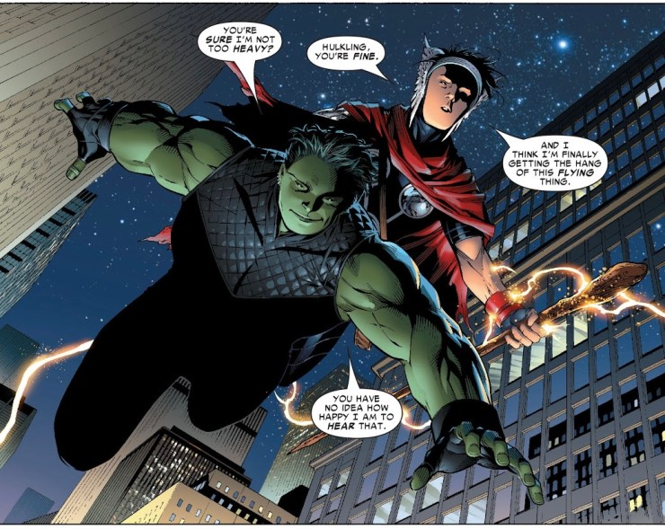 X-Men Monday #122 - Anthony Oliveira Talks Wiccan and Hulkling, the House of M and More