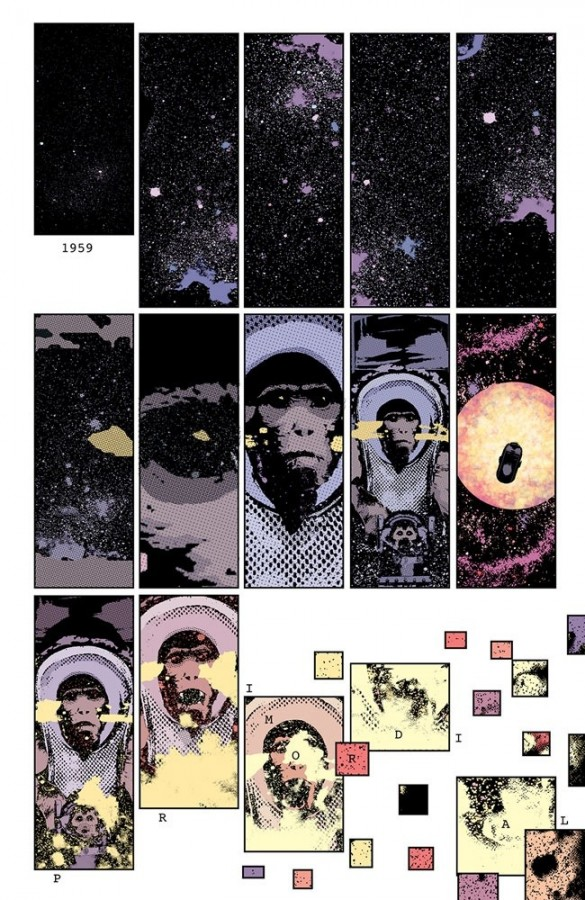 Jeff Lemire details three new series alongside Substack project 'Fishflies' Primordial #1