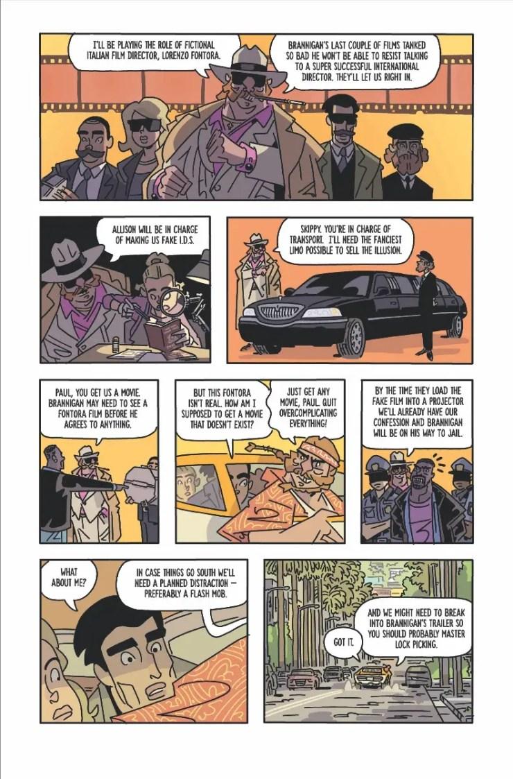 Image Preview: The Six Sidekicks of Trigger Keaton #4
