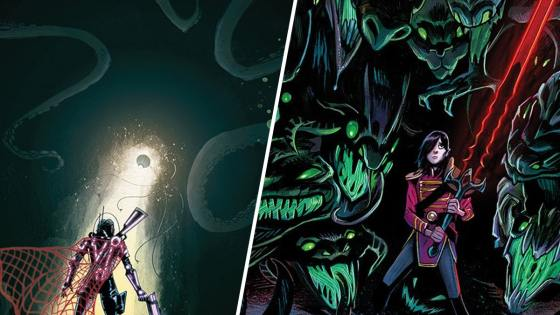 Donny Cates and Ryan Stegman launch Substack
