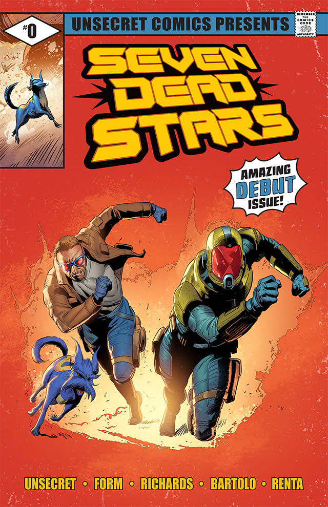Seven Dead Stars Unsecret