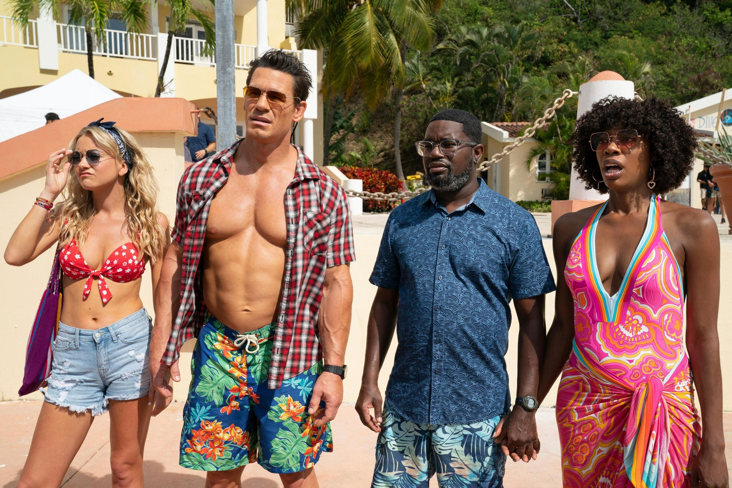 'Vacation Friends' review: Imperfect but satisfying