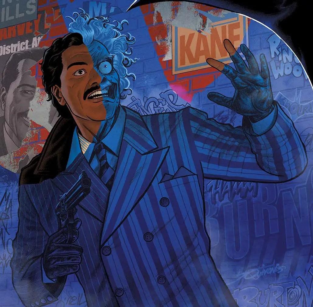 'Batman '89' #2 turns up the heat in Gotham City