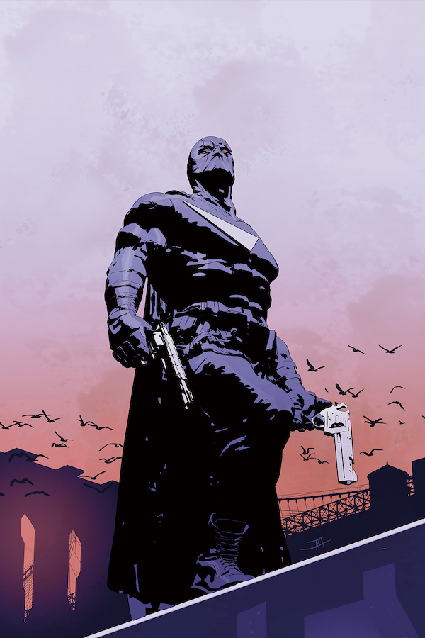 Mike Richardson to create gritty crime miniseries 'The Icon'