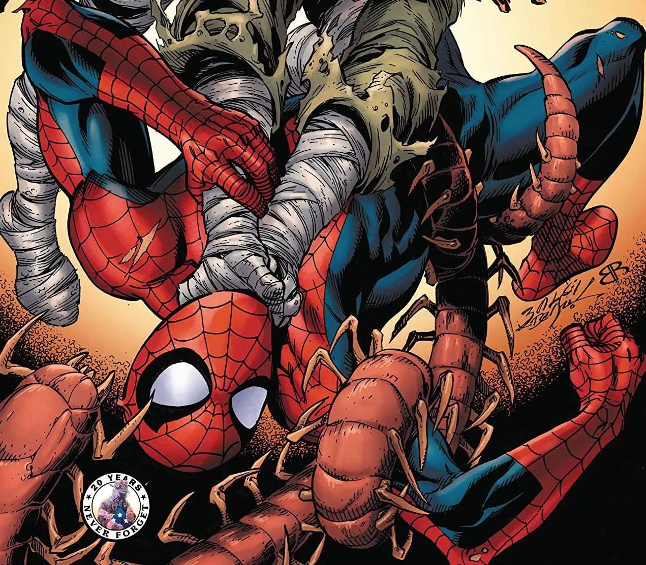 'Amazing Spider-Man' #73 is like Green Goblin character rehabilitation