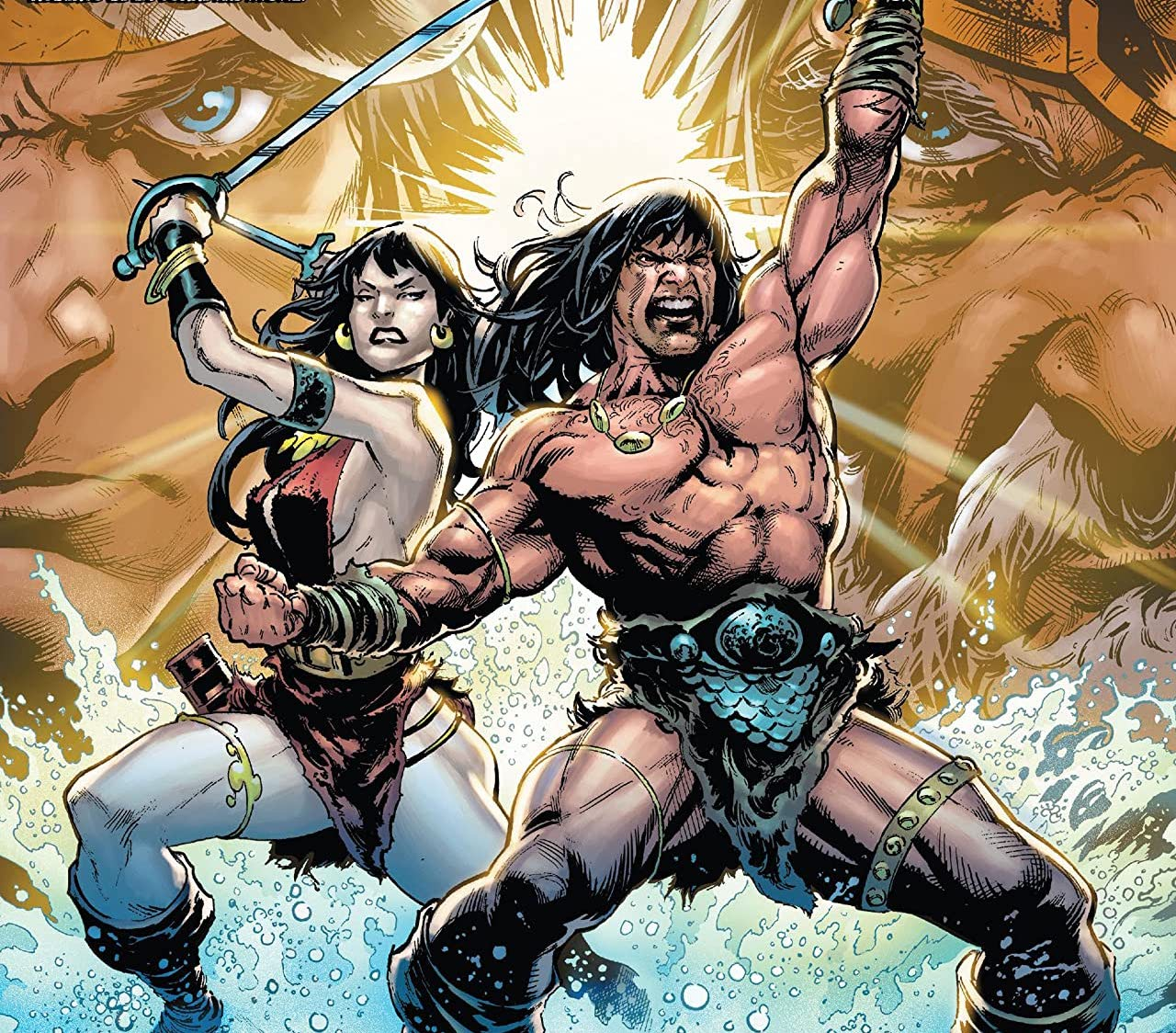 'Conan the Barbarian' #25 offers many violent delights