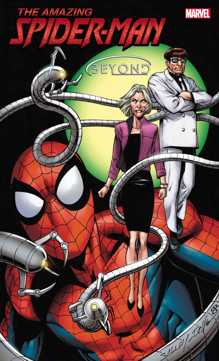 Marvel teases Miles Morales vs. Ben Reilly Spider-Man showdown in December