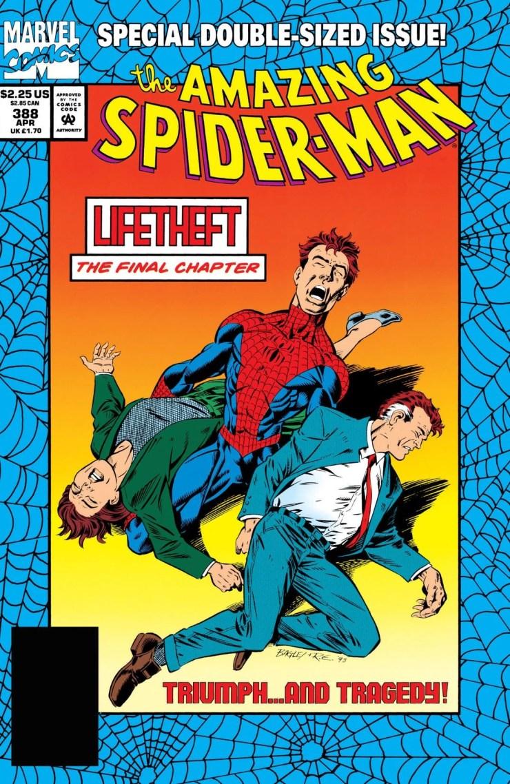'Amazing Spider-Man' 73 untangles convoluted Green Goblin history