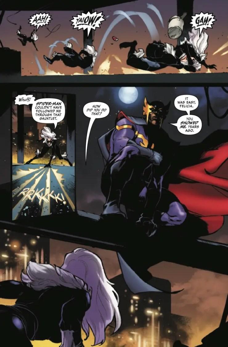 Marvel Preview: Black Cat #10