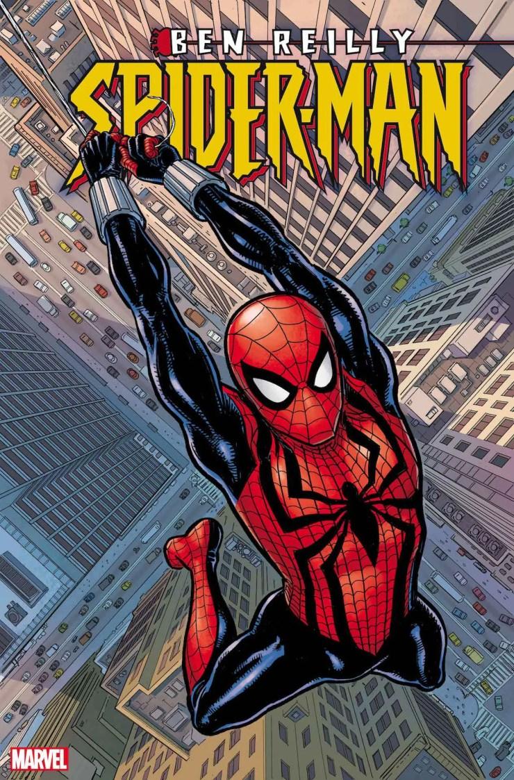 Marvel reveals 'Ben Reilly: Spider-Man' #1 by Spidey legend J.M. DeMatteis