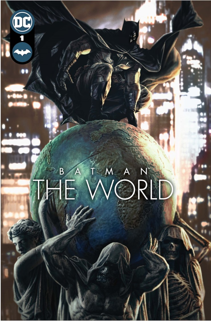 Batman: The World interview