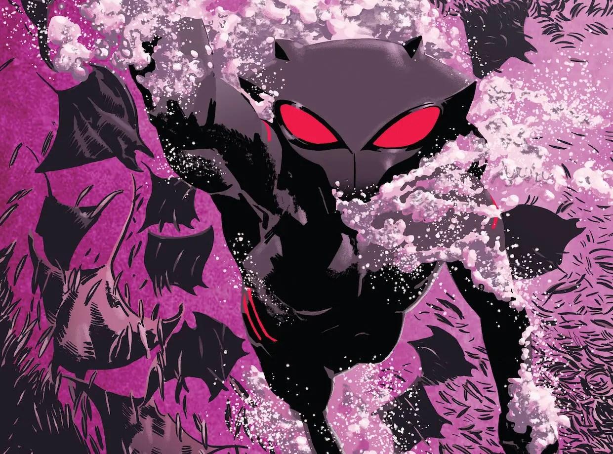 'Black Manta' #1 review