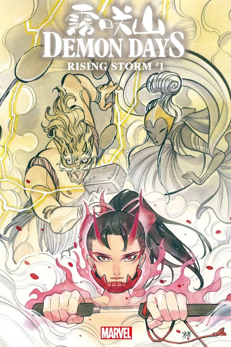 Marvel announces 'Demon Days: Rising Storm' #1 for December