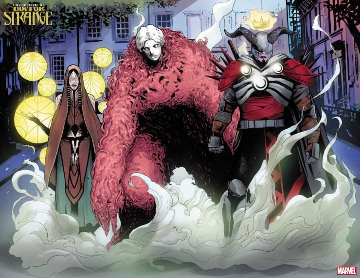 Marvel First Look: Death of Doctor Strange #2