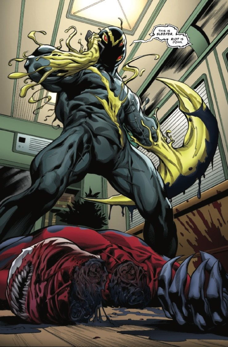 'Extreme Carnage: Omega' #1 brings the ultra-violence