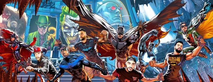 DC Comics outlines Batman Day details with FaZe Clan, HBO Max, & WEBTOON collaboration