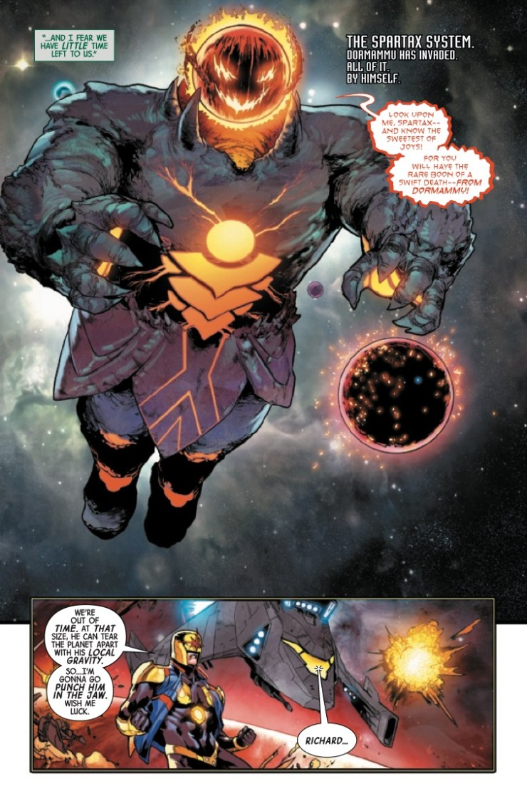 Marvel Preview: Guardians of the Galaxy #18