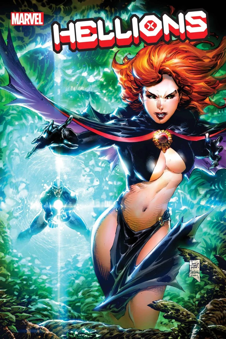 Marvel reveals 'Hellions' #18 final issue that sees the return of Madelyne Pryor