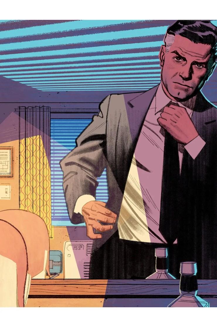 DC Comics First Look: Human Target #1
