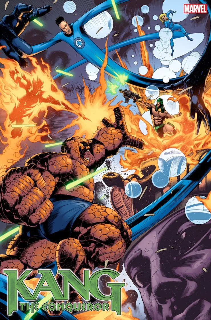 Marvel reveals 'X-Men,' 'Moon Knight,' 'Kang,' and more getting second printings