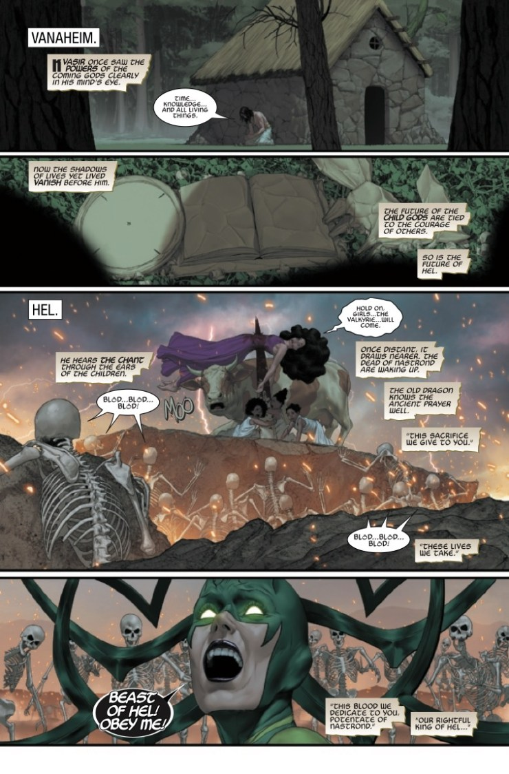 The Mighty Valkyries #5