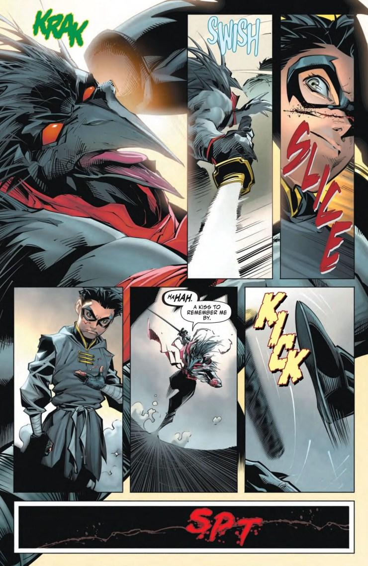 DC Preview: Robin #6