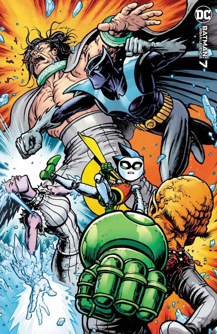 Batman: Urban Legends #7
