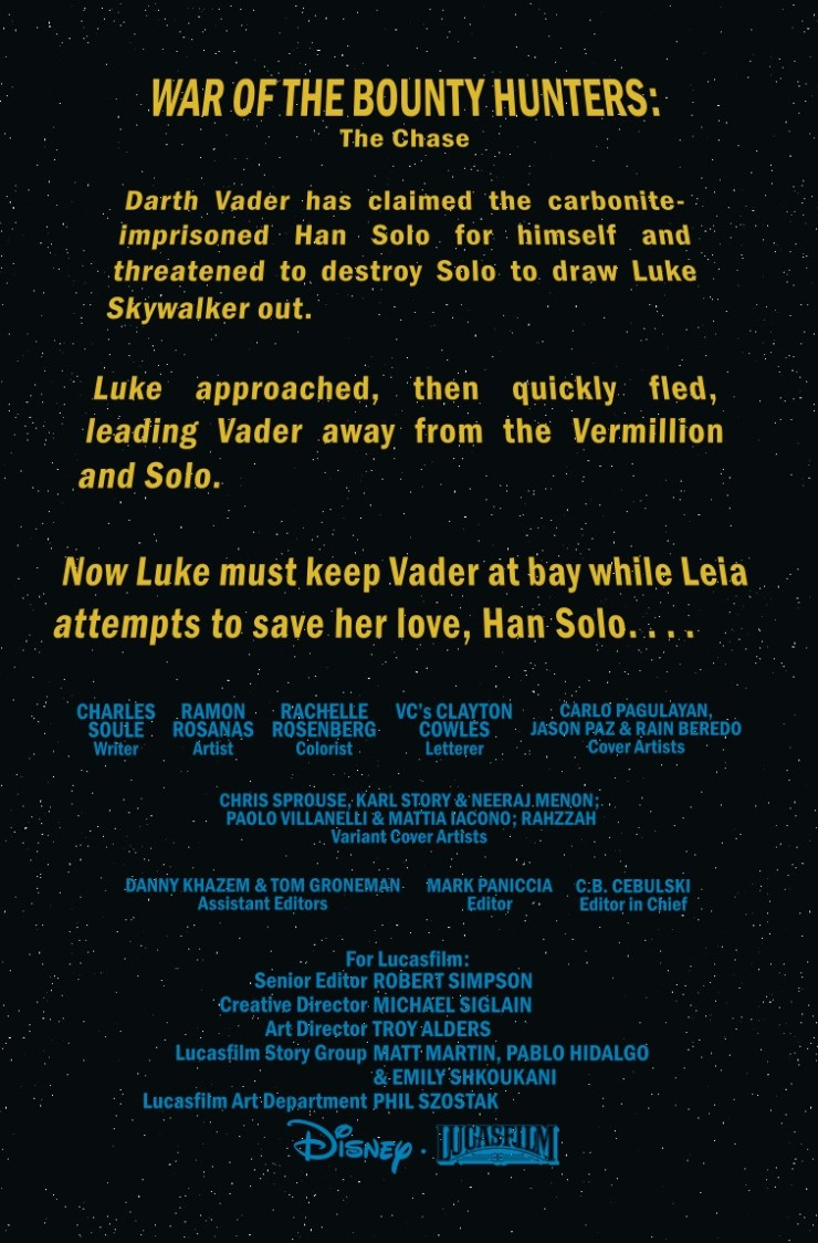 Marvel Preview: Star Wars #17