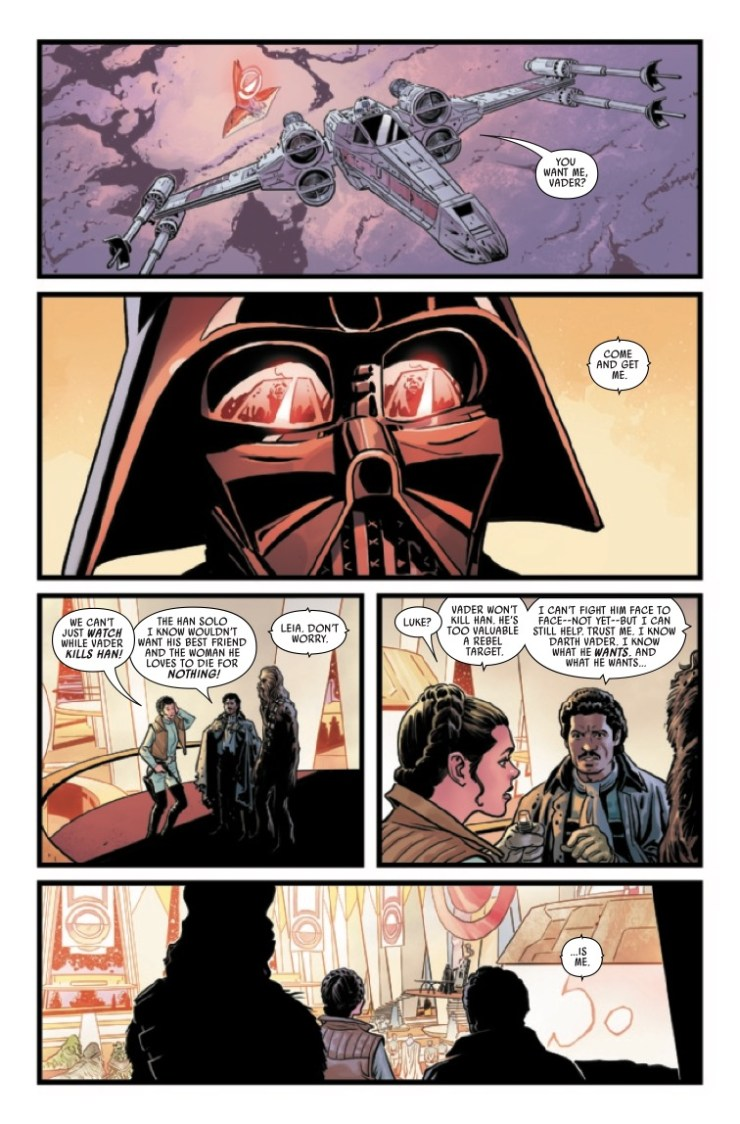 Marvel Preview: Star Wars: War of the Bounty Hunters #4