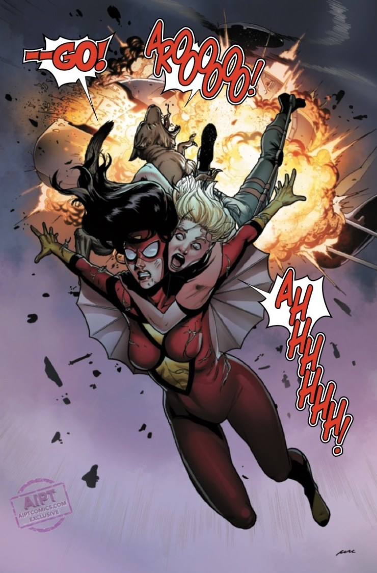 EXCLUSIVE Marvel Preview: Spider-Woman #15