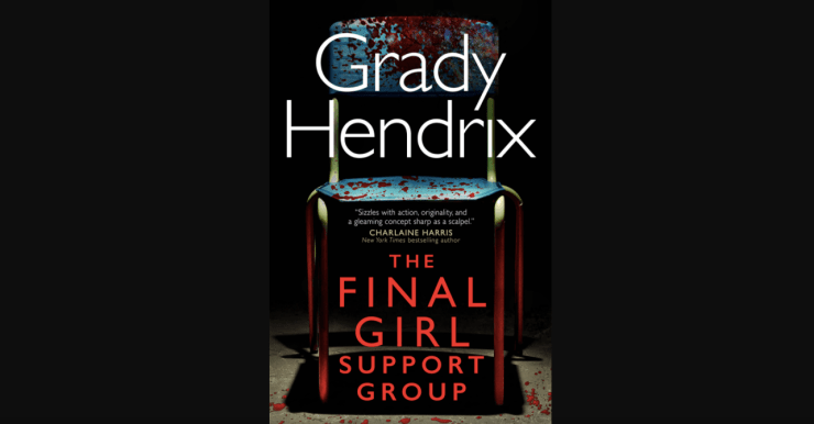 Final Girl Support Group Cover