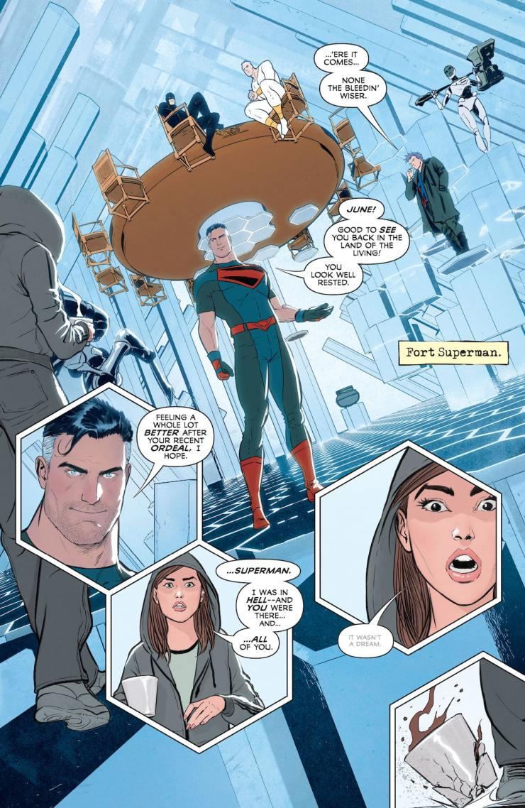 DC Preview: Superman and the Authority #3