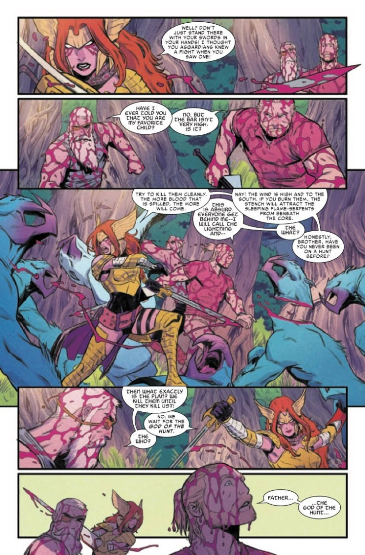 Marvel Preview: Thor #17