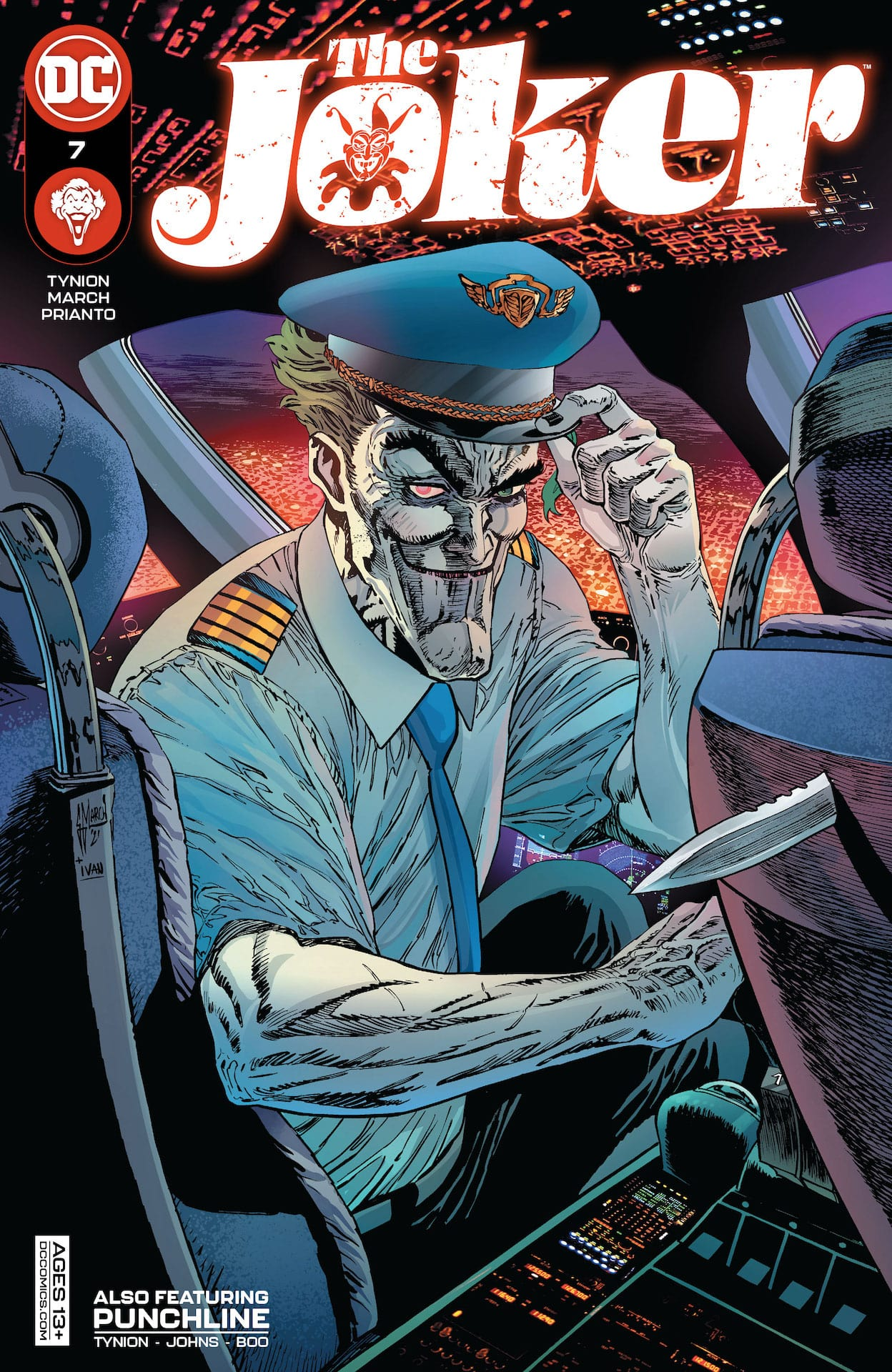 DC Preview: Pennyworth #2 • AIPT
