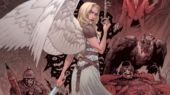 DC Preview: Locke & Key/Sandman: Hell & Gone #2