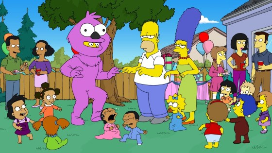 'The Simpsons' season 32 starts streaming September 29th