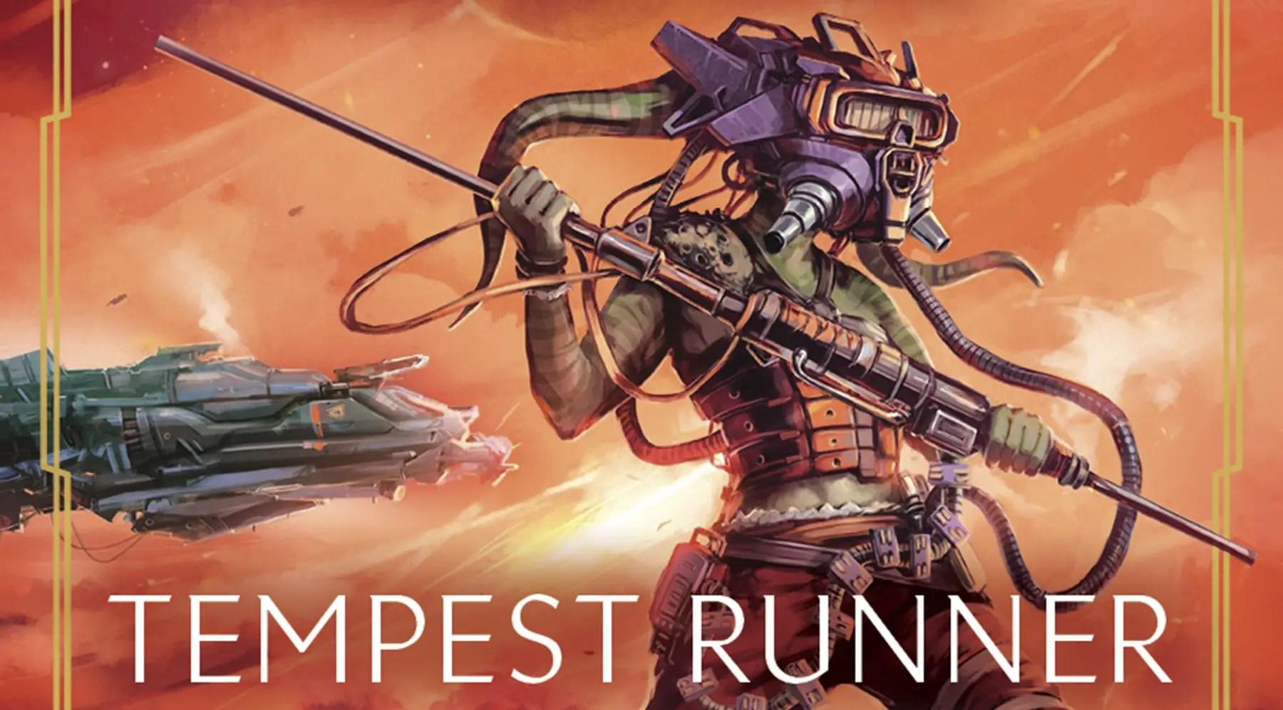 Star Wars: Tempest Runner