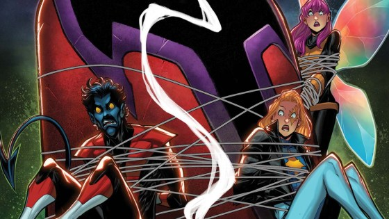 Nightcrawler rediscovers the sanctity of life in 'Way of X' #5