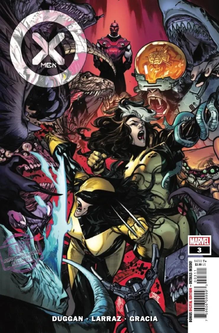 EXCLUSIVE Marvel Preview: X-Men #3