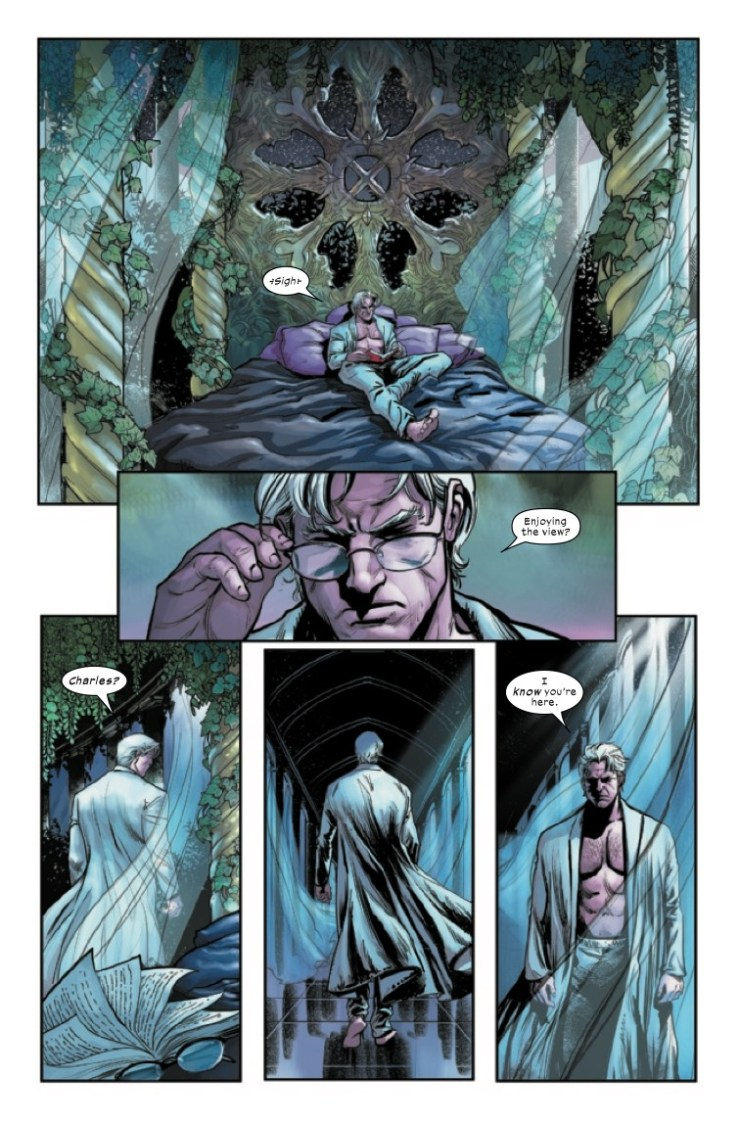 Marvel Preview: The Trial of Magneto #2