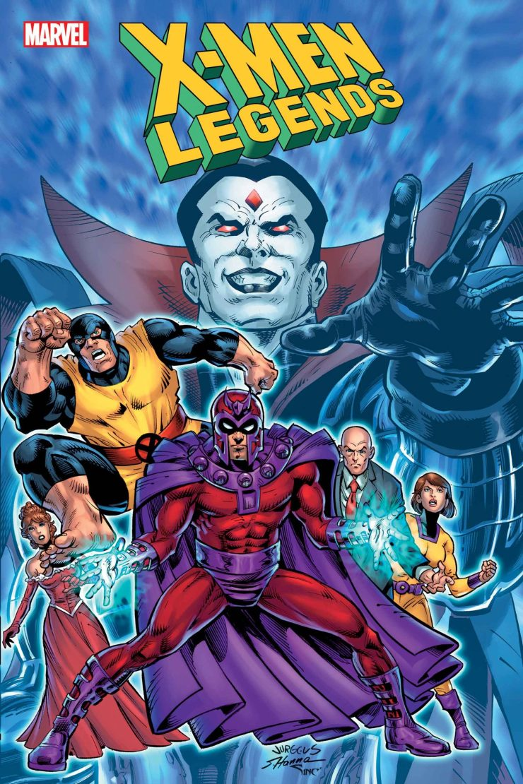 'X-Men Legends' #10 introduces the Eighth Circle in Mr. Sinister story